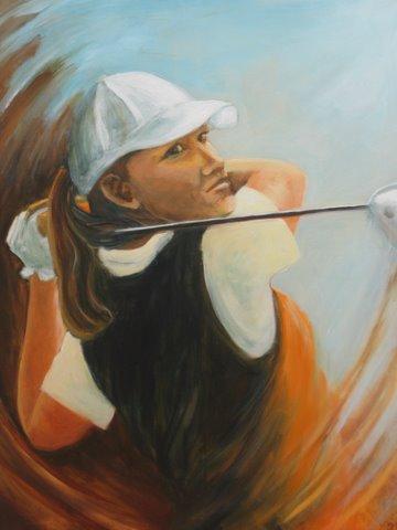 Golfer (v)